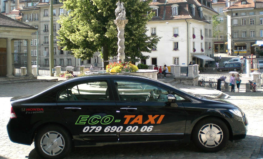 Taxi Fribourg